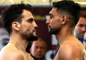 Amir Khan longs for a great night of British fighting after two long years outside the ring