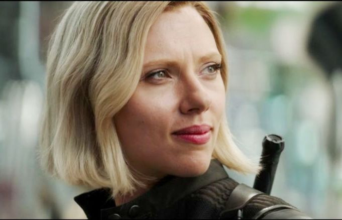 Scarlett Johansson A film of independent black widow has to be 'innovative' and 'incredibly rough'