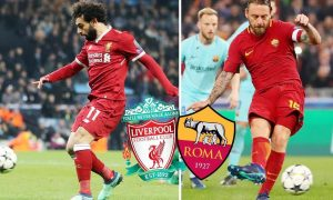 Semi-finals of the UEFA Champions League 2018 odds Liverpool vs. Roma, selections for Mohamed Salah vs. Edin Dzeko