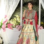 Bridal Dress Collection 2018 By Amna Ajmal