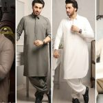Edenrobe Men's Kameez Shalwar 2018 For Eid