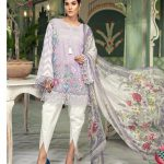 Eid Lawn Dresses Collection 2018 By Maria-B