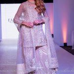 Faiza Saqlain Collection at PFE London 2018