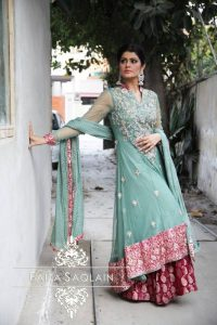 Formal Dresses 2018 For Women By Faiza Saqlain