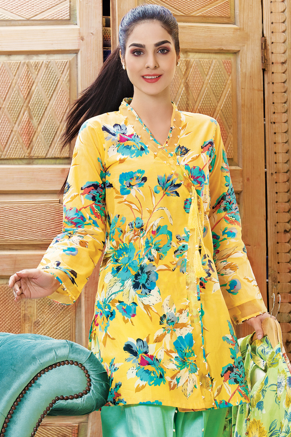 1483eae074 Incredible Lawn Collection 2018 By Gul Ahmed (1) – MagazinePk