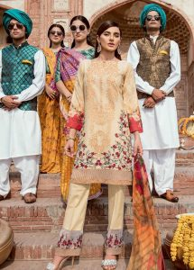 Iznik Eid Dresses Collection 2018 For Female