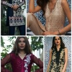 Luxury Eid Dresses Collection 2018 by Zainab Chottani (11)