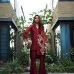 Luxury Eid Dresses Collection 2018 by Zainab Chottani (13)