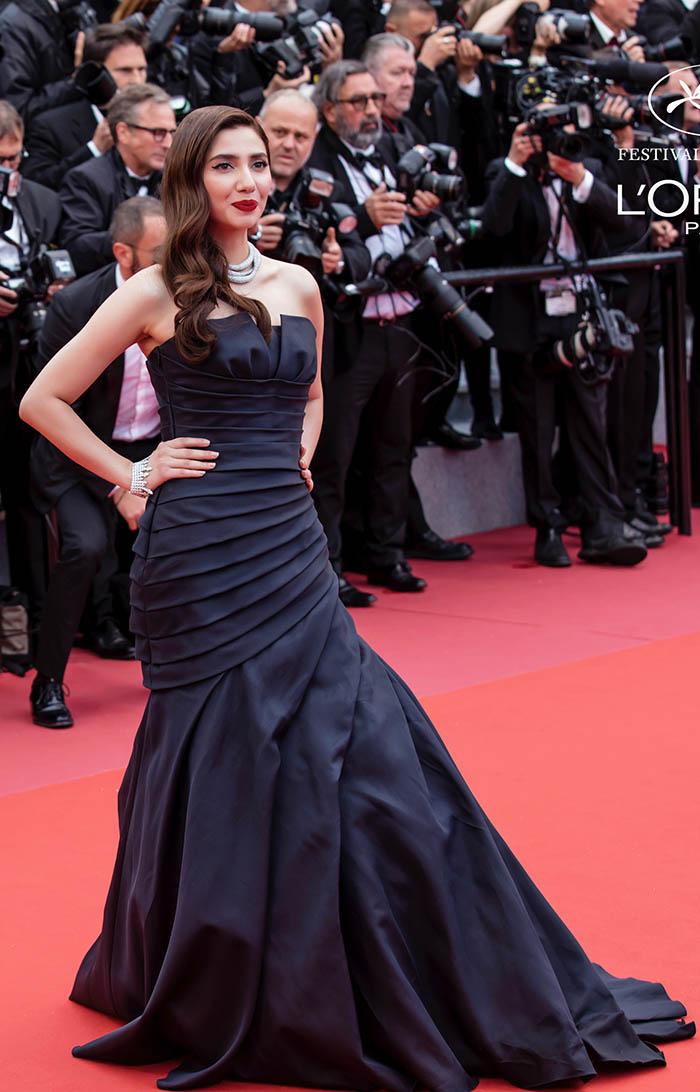 Mahira Khan at the 2018 Cannes Film Festival