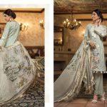 Mahiymaan Eid Dresses 2018 By Al-Zohaib Textile