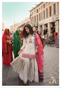 Maria B Eid Collection 2018 Luxurious luxury gauze Eid dresses & lawn