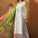 Maria B Lawn Eid Dresses Collection 2018 (10)
