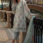Maria B Lawn Eid Dresses Collection 2018 (18)