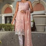 Maria B Lawn Eid Dresses Collection 2018 (26)