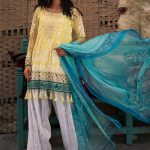 Maria B Lawn Eid Dresses Collection 2018 (4)