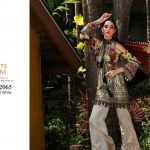 Motifz Embroidered Lawn Dresses Collection 2018 (3)