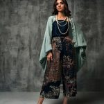 Nida Azwer Eid Festive Dresses Collection 2018 (1)