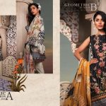 Sapphire 3piece Eid Dresses Collection 2018 (9)