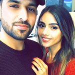 Zaid Ali Pictures with his Beautiful Wife Yumnah (2)
