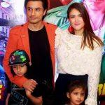 Ali Zafar New Movie Teefa in Trouble Trailer Launch Event (13)