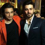 Ali Zafar New Movie Teefa in Trouble Trailer Launch Event (5)