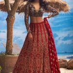 Asim Jofa Luxury Dresses Chiffon Collection 2018 (11)