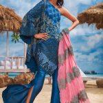 Asim Jofa Luxury Dresses Chiffon Collection 2018 (8)