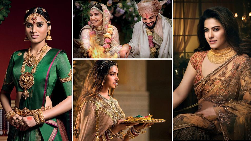 Bollywood bridal jewellery Design 2018