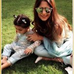 Celebrities with their kids on the 2nd day of Eid (11)