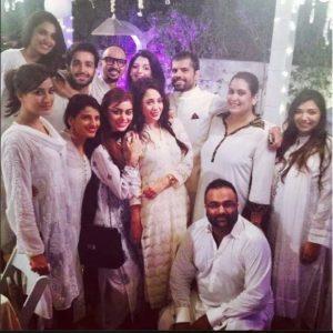 Exclusive Iqra Aziz and Nausheen Shah in Nomi Ansari Iftar Party