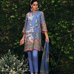 Gul Ahmed Luxury Eid Festival Dresses 2018 (14)