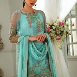 Gul Ahmed Luxury Eid Festival Dresses 2018 (15)