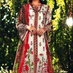 Gul Ahmed Luxury Eid Festival Dresses 2018 (30)