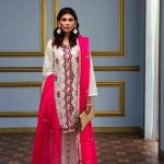 Gul Ahmed Luxury Eid Festival Dresses 2018 (35)