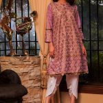 Gul Ahmed Luxury Eid Festival Dresses 2018 (46)