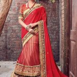 Indian Wedding Saree Trends 2018 (18)