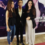 Komal Rizivi on Music Video Launch of Aashir Wajahat