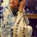 Manara Kurti Pajama Collection 2018 By Maria Asif Baig (1)