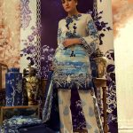 Manara Kurti Pajama Collection 2018 By Maria Asif Baig (13)