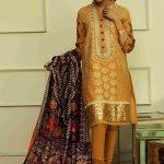 Manara Kurti Pajama Collection 2018 By Maria Asif Baig (2)