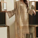 Manara Kurti Pajama Collection 2018 By Maria Asif Baig (8)