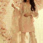 Manara Kurti Pajama Collection 2018 By Maria Asif Baig (9)
