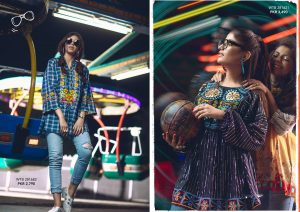Outfitters Vol 2 Tunics & Frocks Designs 2018 By Ethnic