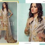Summer Lawn Dresses Collection 2018 By Orient