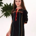 Teen Age Girls Eid Dresses Collection 2018 (11)