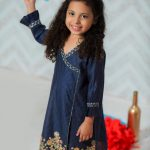 Teen Age Girls Eid Dresses Collection 2018 (3)
