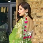 Ayesha Omar traditionally dressed at an event in the United States (13)