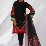 Classic Dresses Collection 2018 By Khaadi (19)