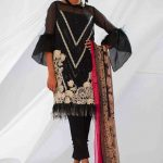 Classic Dresses Collection 2018 By Khaadi (21)