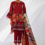 Classic Dresses Collection 2018 By Khaadi (3)